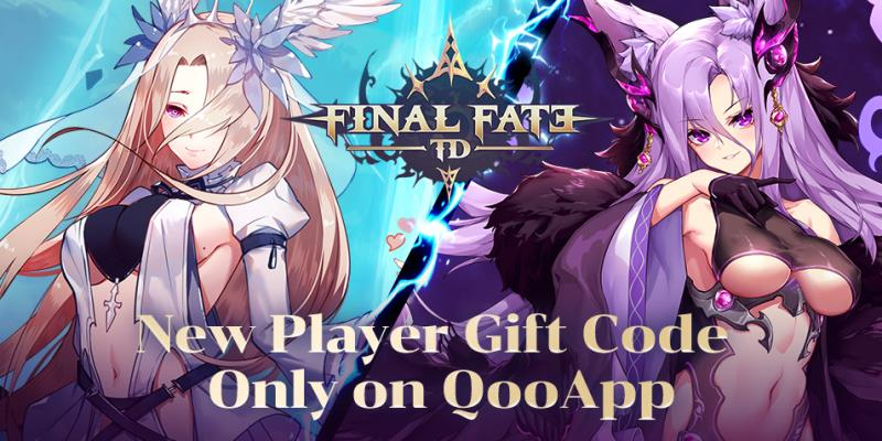 This is your last chance to save the universe! Final Fate TD exclusive gift for you!
