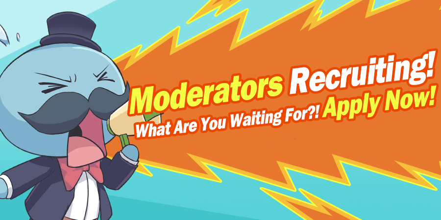 We Want You! Come join us as a mod and make QooApp better!